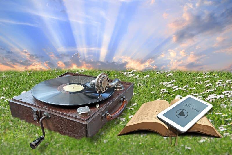 Méthodes de prêcher l'évangile image libre de droits