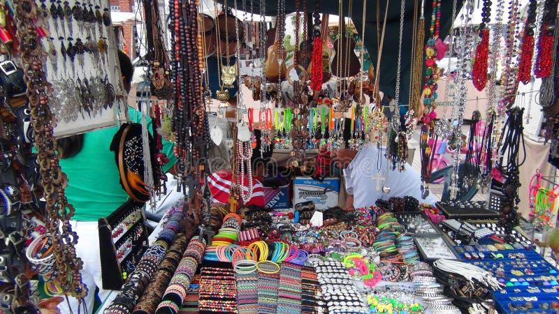 Métiers à Santa Cruz La Bolivie, Amérique du Sud images stock