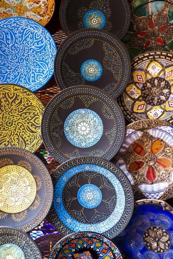 Métiers du Maroc photographie stock