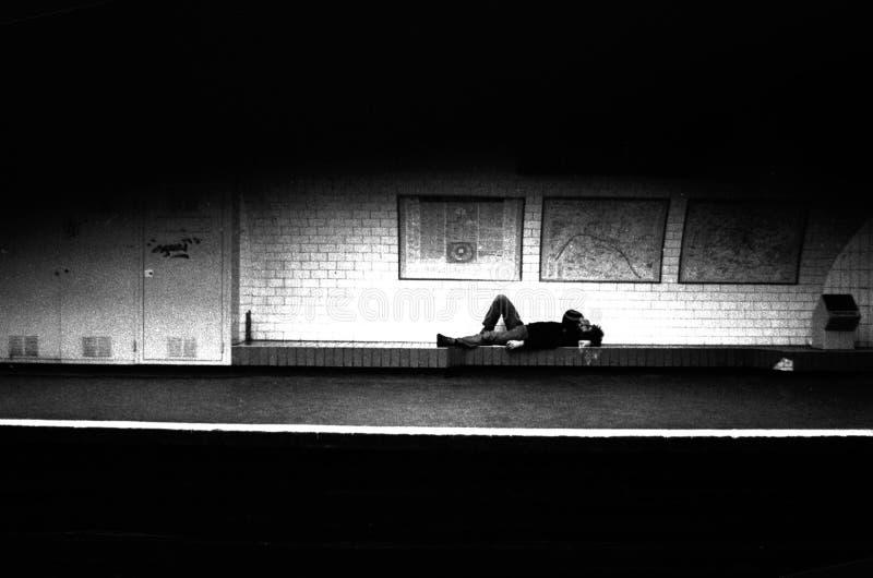 métro jpg photographie stock