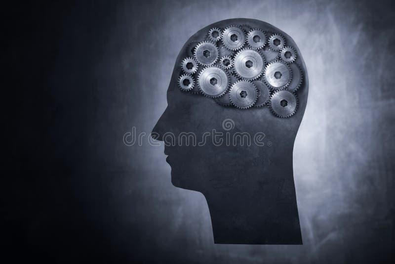 móżdżkowa władza fotografia stock