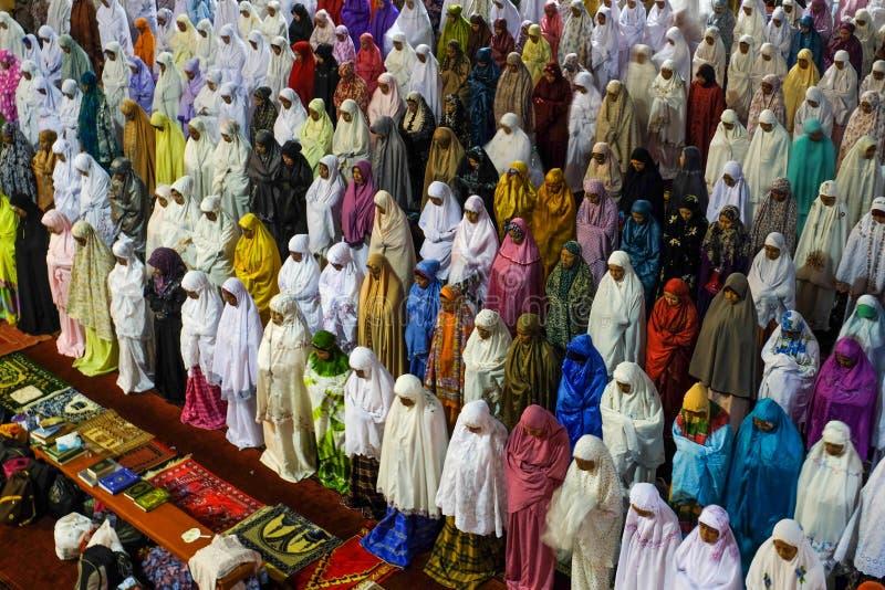 módl się muslims zdjęcia royalty free