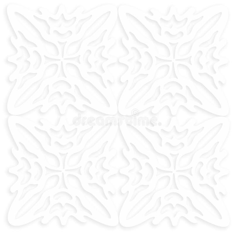 Módulo 6 de la abstracción de Cattleya foto de archivo libre de regalías