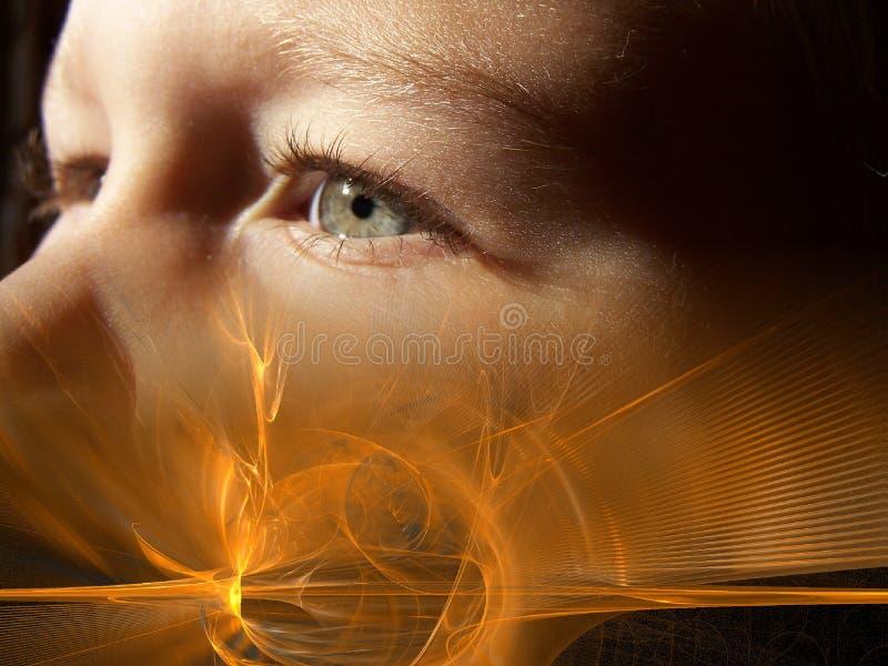 Mój światło słoneczne zdjęcie royalty free