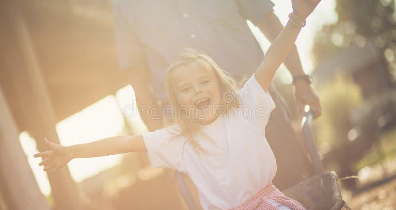 Mój dzieciństwo jest piękny zdjęcie stock