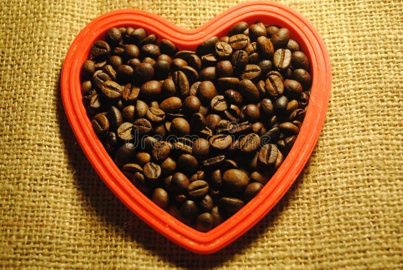 Mój miłość jest kawowa! fotografia royalty free