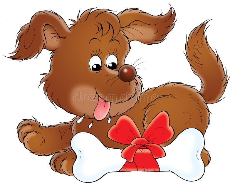 mój pies 009 royalty ilustracja