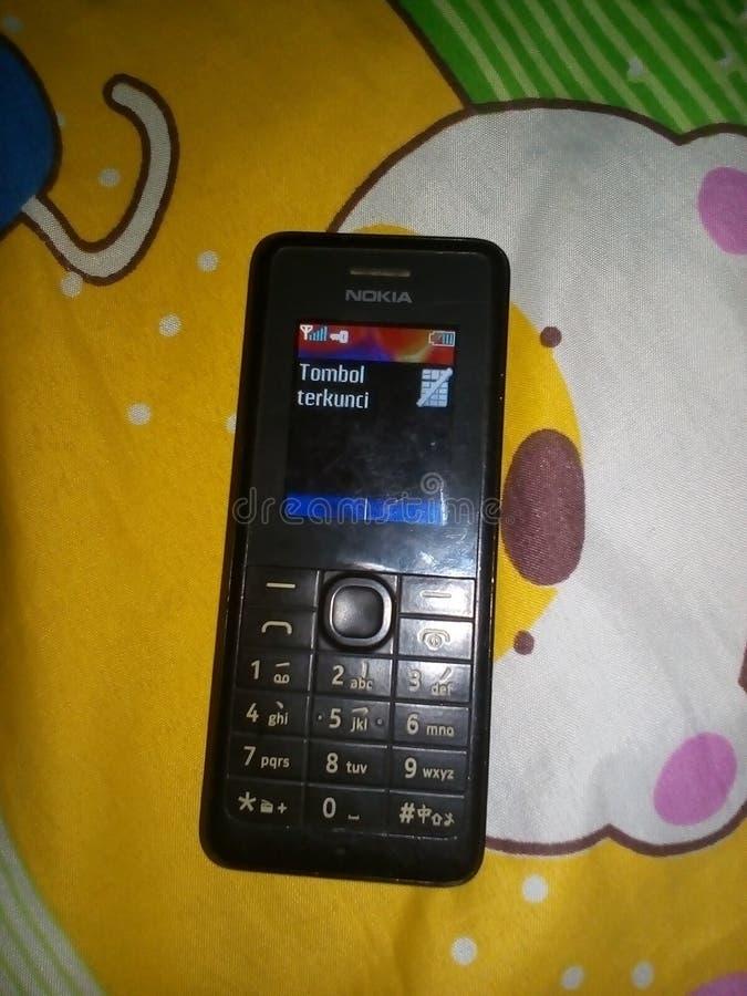 mój telefon zdjęcie stock