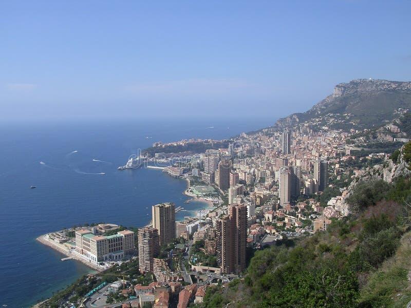 Download Mónaco. foto de archivo. Imagen de europeo, montañas, europa - 191472