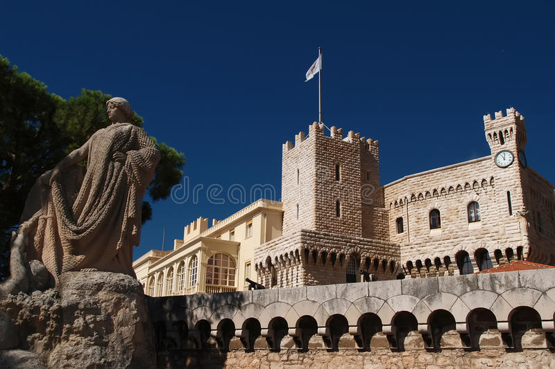 Mónaco fotografía de archivo libre de regalías