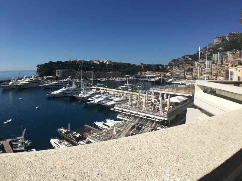 Mónaco/Niza fotos de archivo libres de regalías