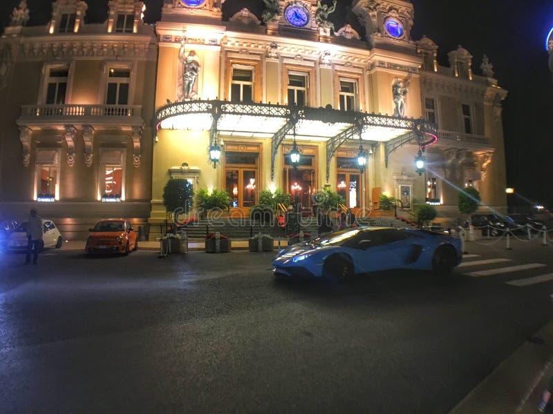 Mónaco/Niza fotos de archivo