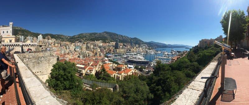 Mónaco/Niza imagenes de archivo