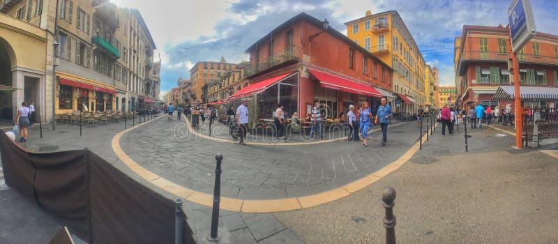 Mónaco/Niza fotografía de archivo