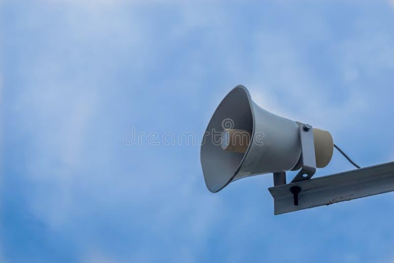 Mówca dla kontakty z otoczeniem obrazy stock