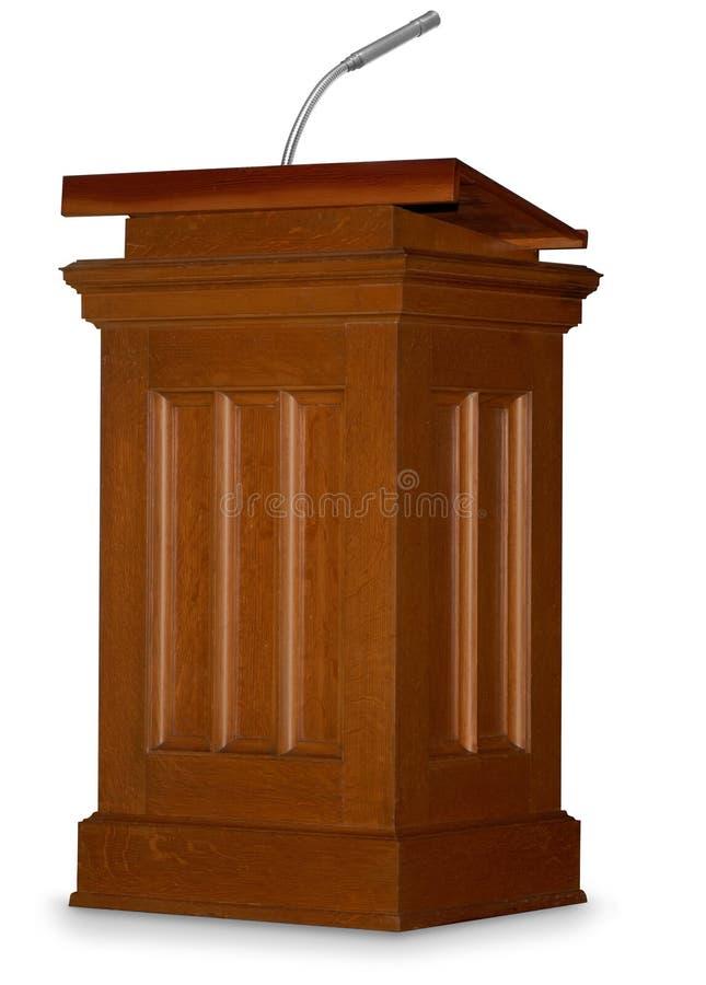 mówca gościa zdjęcie royalty free