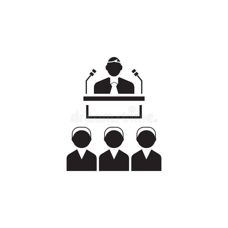 Mówcy i słuchaczów ikona Wybory elementu ikona Premii ilości graficzny projekt Znaki, konturów symboli/lów inkasowa ikona dla sie ilustracji