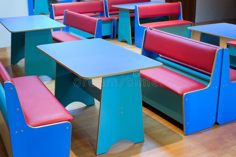 Möbel der Kinder lizenzfreies stockbild