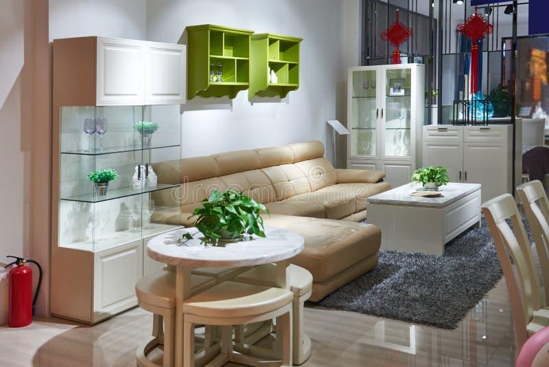 Möbelgeschäft lizenzfreie stockfotos