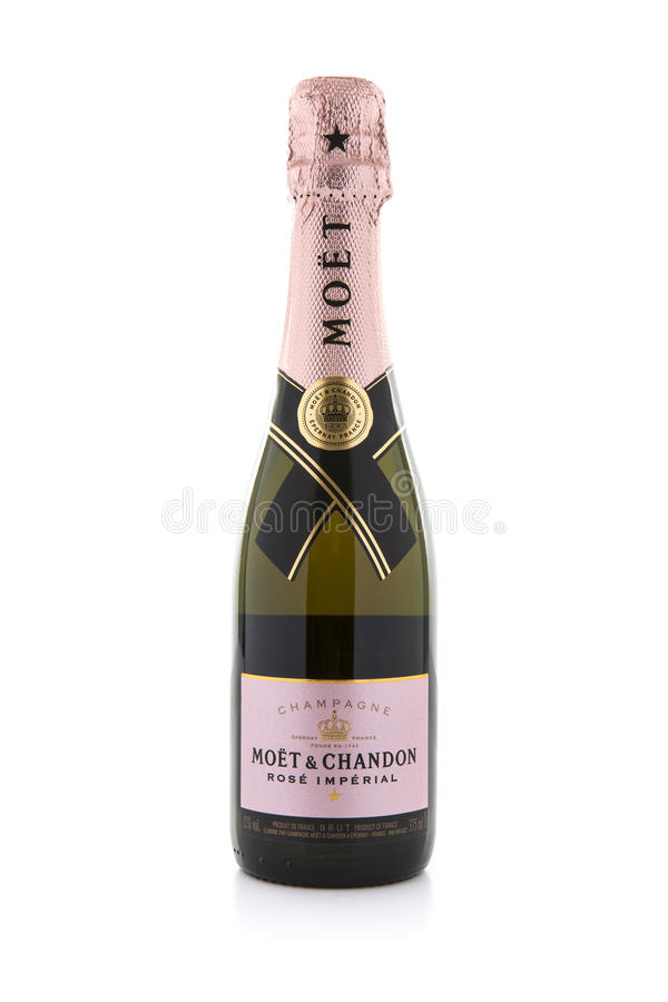 Möet Champagne stock images