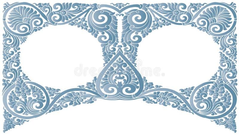 mönsan vektorn royaltyfri illustrationer