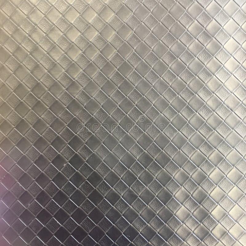 Mönstrad bakgrund för modern diamantfyrkantvinyl royaltyfri foto