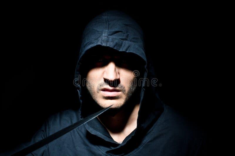 Mörder lizenzfreie stockfotos
