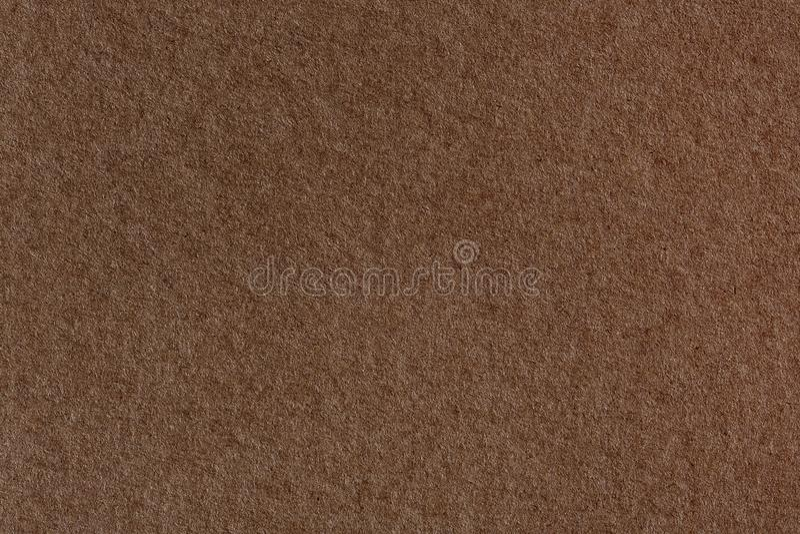 Mörk brun pastellfärgad pappers- texturprövkopia H?gkvalitativ textur i extremt h?g uppl?sning fotografering för bildbyråer