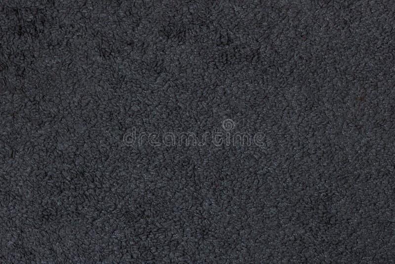 Mörk grå färgmatttextur royaltyfria foton