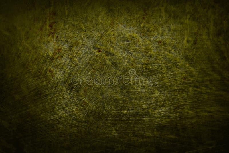 Mörk gul skrapad abstrakt texturväggbakgrund inte 8 royaltyfria foton
