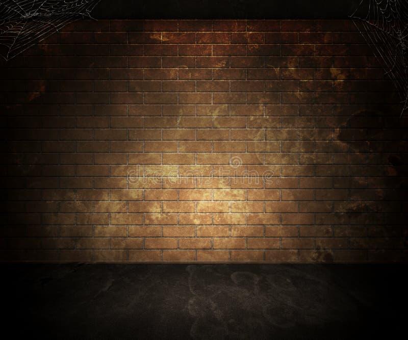 Mörk källarebakgrund vektor illustrationer