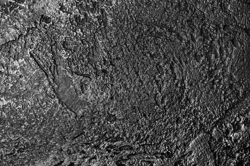 Mörk kolgruva arkivbild