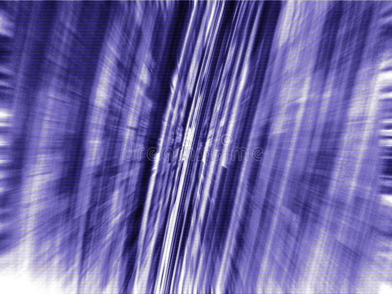 mörk matriszoom för blå blur 3d stock illustrationer