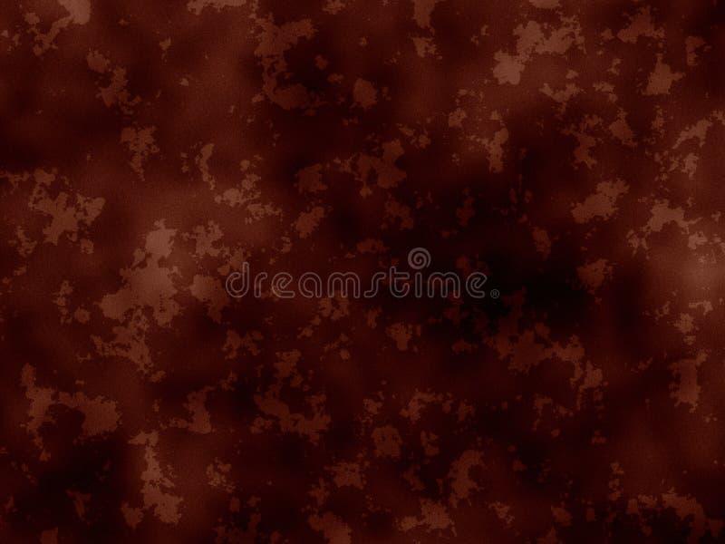 mörk rostig textur stock illustrationer