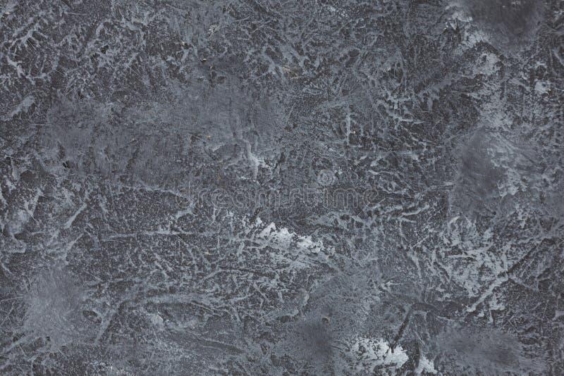Mörk stenbakgrund Grungecement gammal texturvägg för tegelsten royaltyfria foton