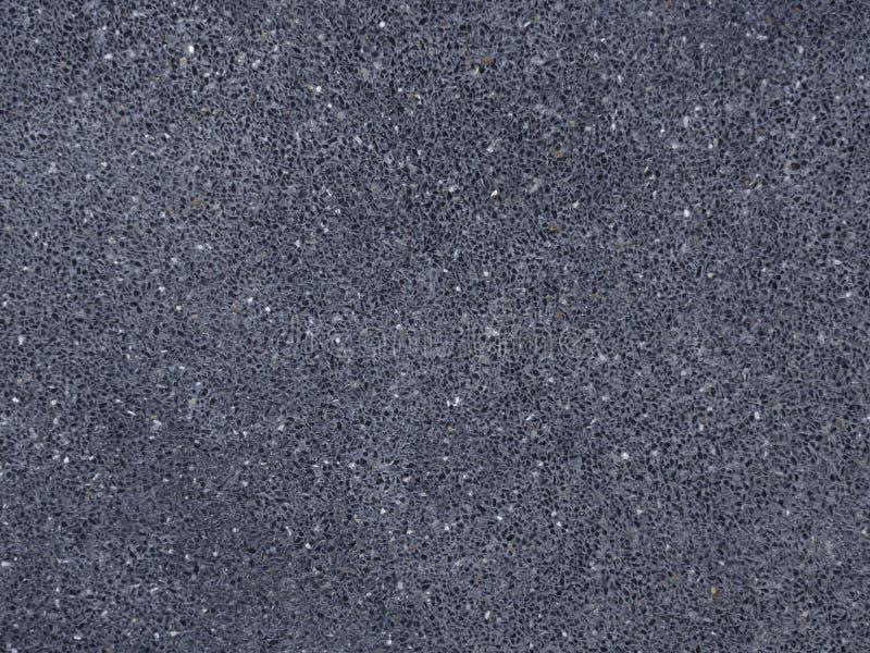 Mörk svart asfaltvägyttersida royaltyfri fotografi