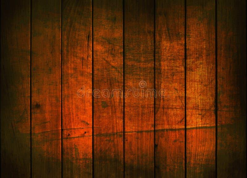mörk timmervägg för bakgrund royaltyfria bilder