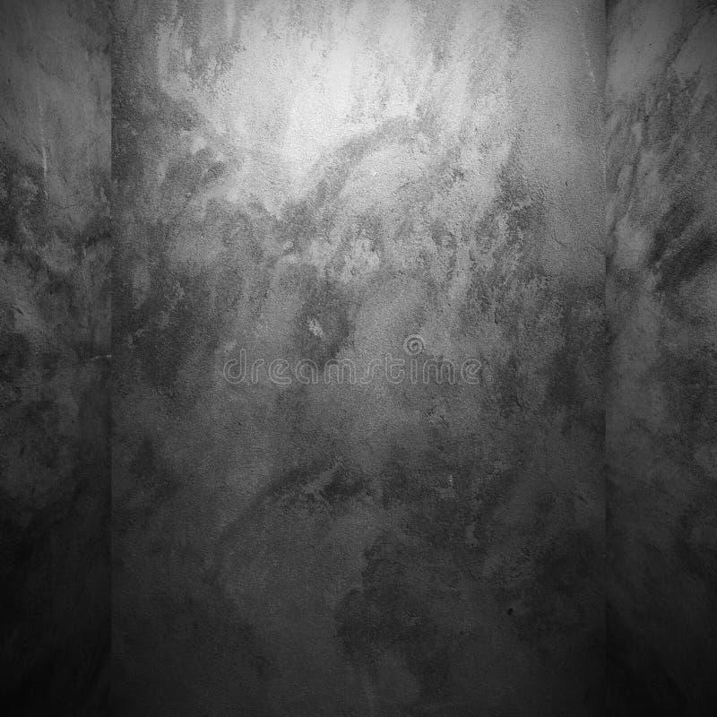 Download Mörk Tom Betongväggruminre Med Ljus Grungebackg Stock Illustrationer - Illustration av stillsamt, cement: 78728855