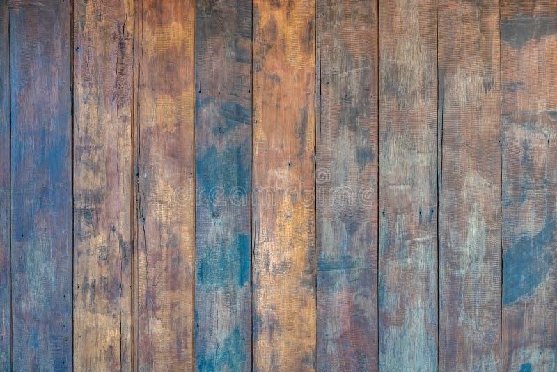 Mörk träplanka för Grunge som textureras för bakgrund eller bakgrund royaltyfri foto