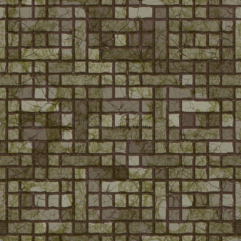 Mörk trottoar vektor illustrationer