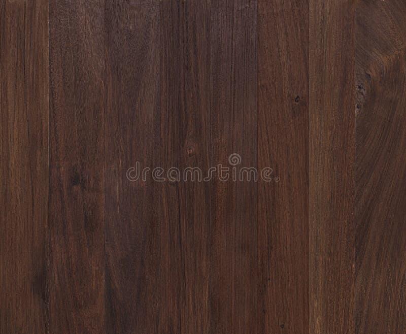 Mörk wood bakgrundstextur för mahogny fotografering för bildbyråer