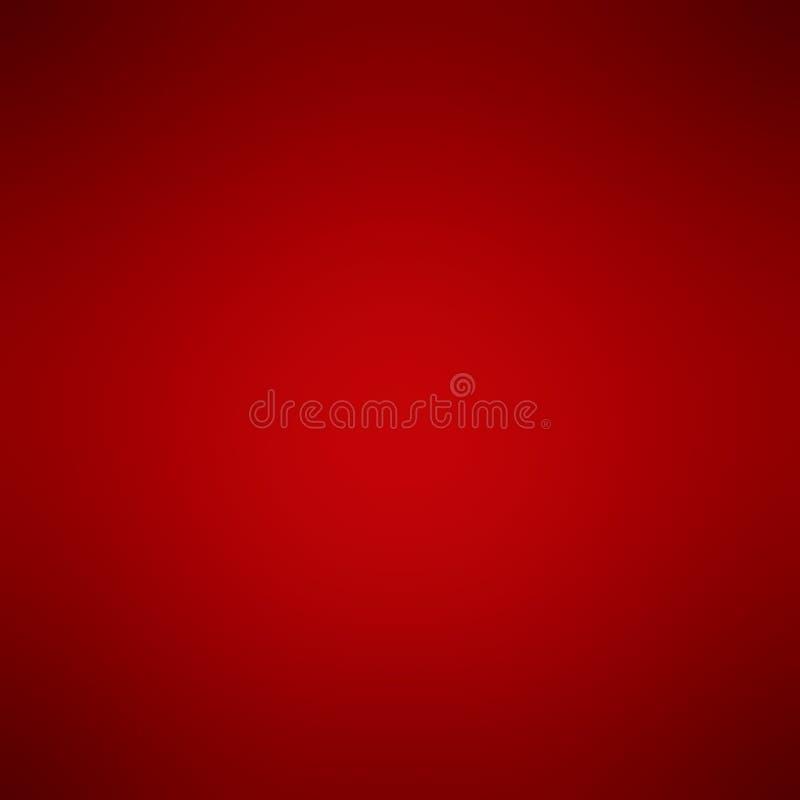 mörkröd bakgrund Abstrakt djupt - röd suddig tapet som är slät royaltyfria foton