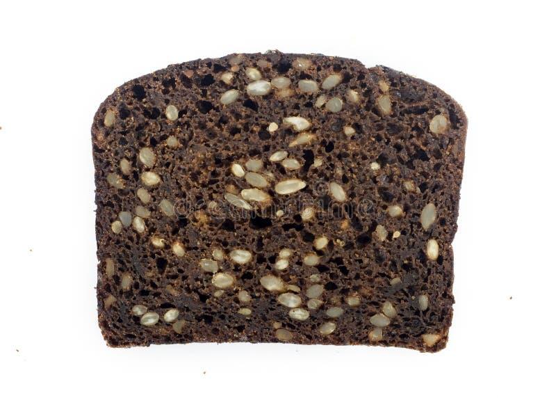 Mörkt bröd royaltyfria foton