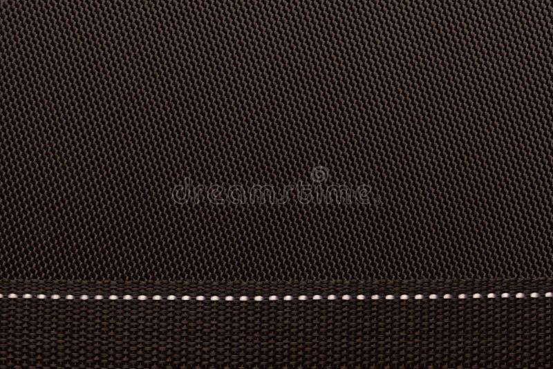 Mörkt grovt tyg arkivfoton