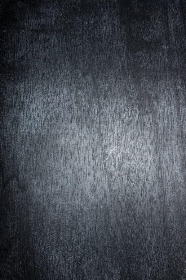 mörkt texturträ för bakgrund Textur av det svarta tabellskrivbordet arkivbilder