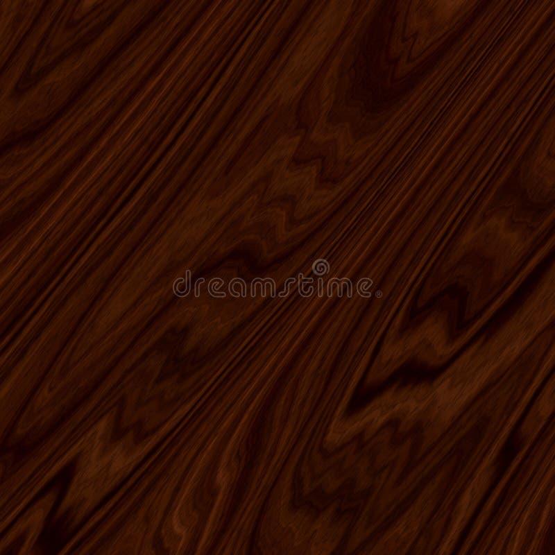 mörkt trä royaltyfri illustrationer