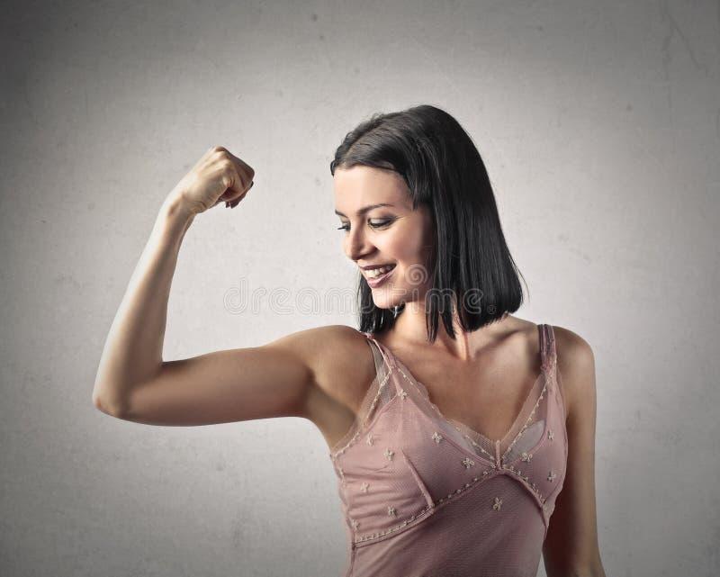 músculos imagem de stock royalty free