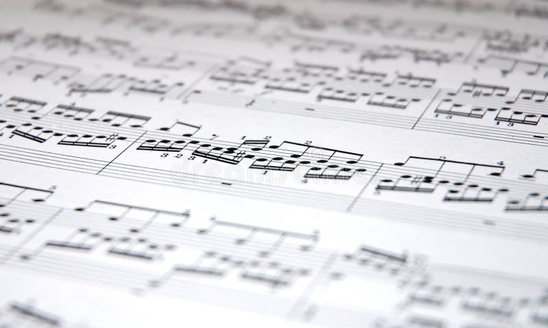 Música imágenes de archivo libres de regalías