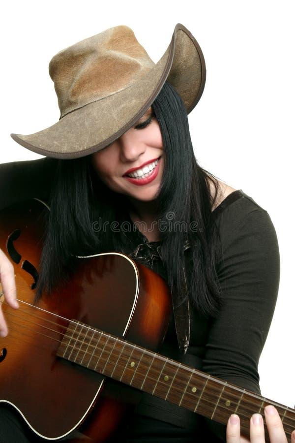 Música country imagem de stock