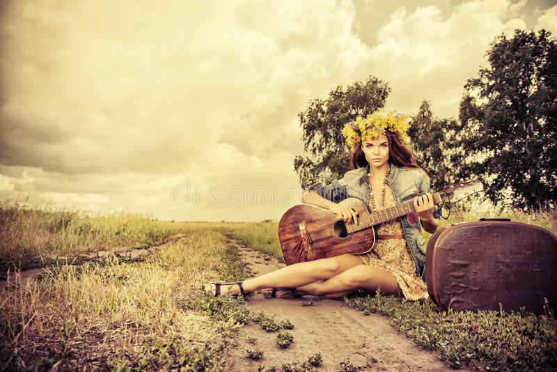 Música da juventude foto de stock royalty free